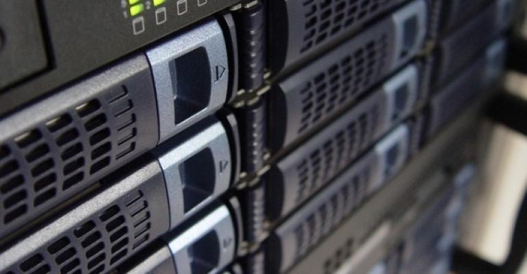 computer server facade