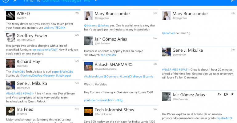 Windows Apps Weekly for 01 March 2015 – Tweetium for Windows