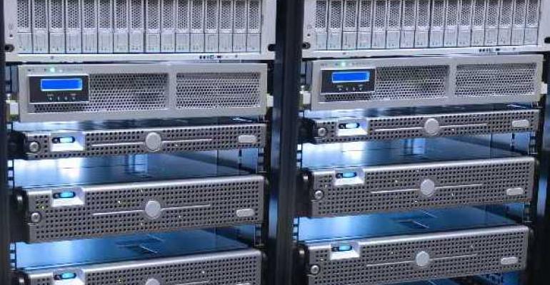 Application Server or Database Server?