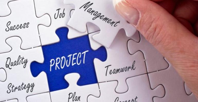 project management puzzle