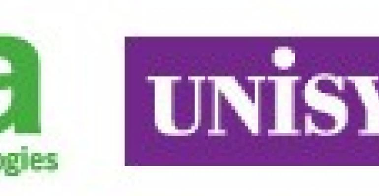 CA and Unisys link on cloud