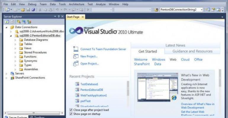 Exploring visual studio 2010s database tools it pro exploring visual studio 2010s database tools ccuart Images