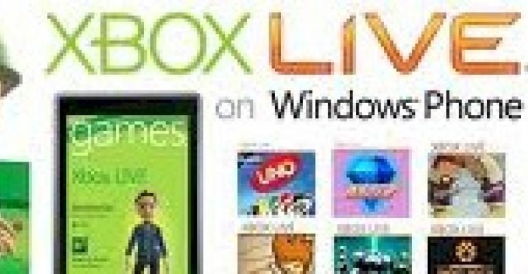 Is Xbox Live Microsoft's sure way to grow mobile app revenue?