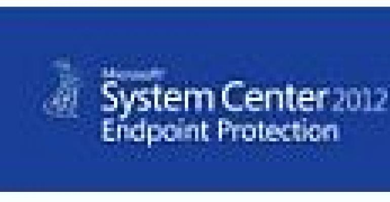 Forefront Endpoint Protection becomes System Center Endpoint Protection 2012
