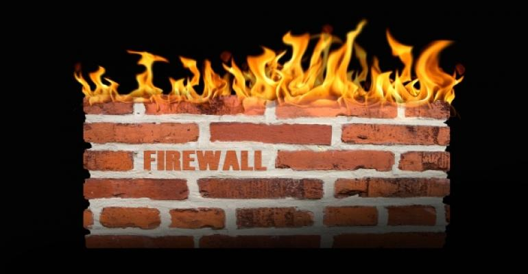Windows Server 2008 R2 Firewall Security