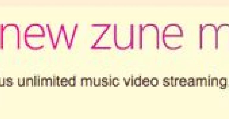 Microsoft kills Zune hardware, tweaks subs to compete in mobile music