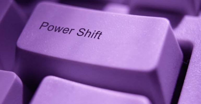 computer keyboard Power Shift key