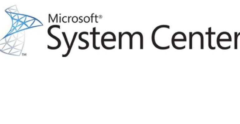 System Center 2012 Suite