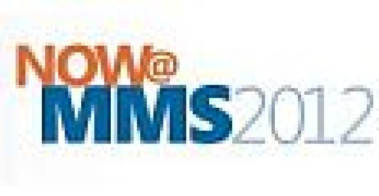 MMS 2012: The Evolution of Data Center Computing