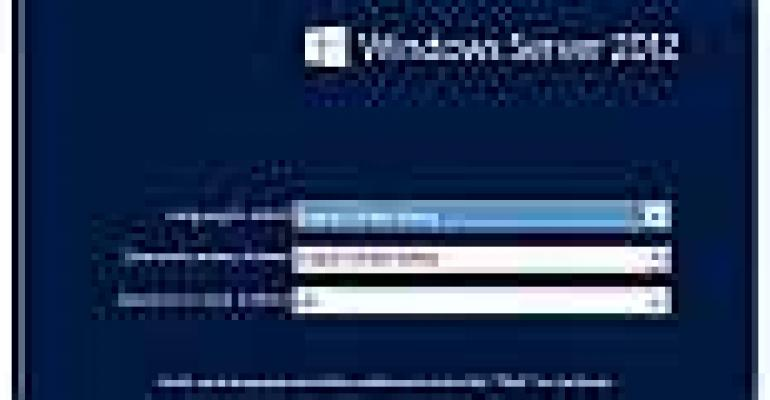 Windows Server 2012 Storage Spaces