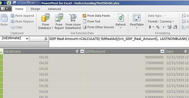 What's New in Microsoft SQL Server 2012 PowerPivot