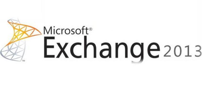 Choosing the right operating system for Exchange 2013