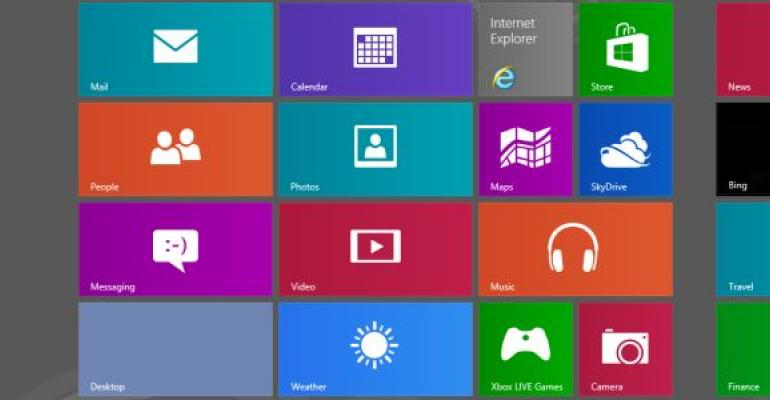 How to Use Windows 8 Live Tiles in an Application