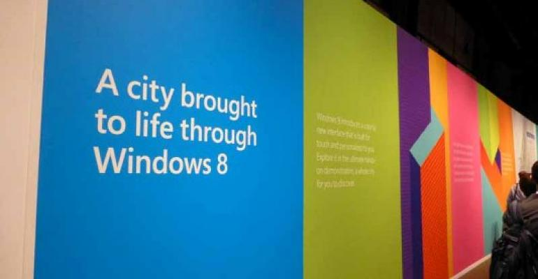 Microsoft Launches Windows 8 and Surface in New York