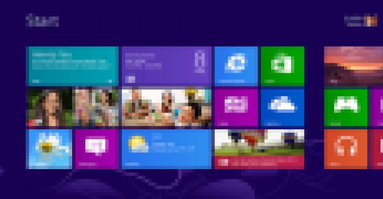 Microsoft Releases Windows 8