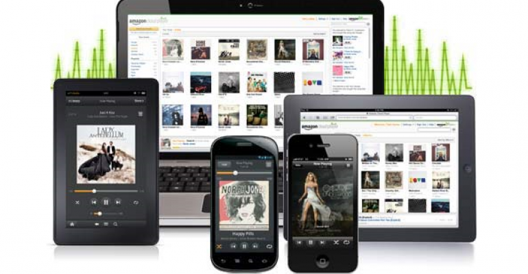 Digital Music: To the Cloud
