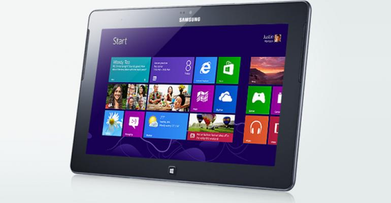 Samsung ATIV Smart PC: First Impressions and Photos