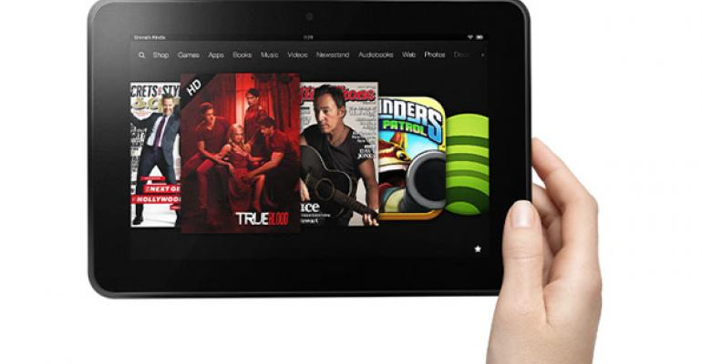 Amazon Kindle Fire HD 8.9: First Impressions and Photos