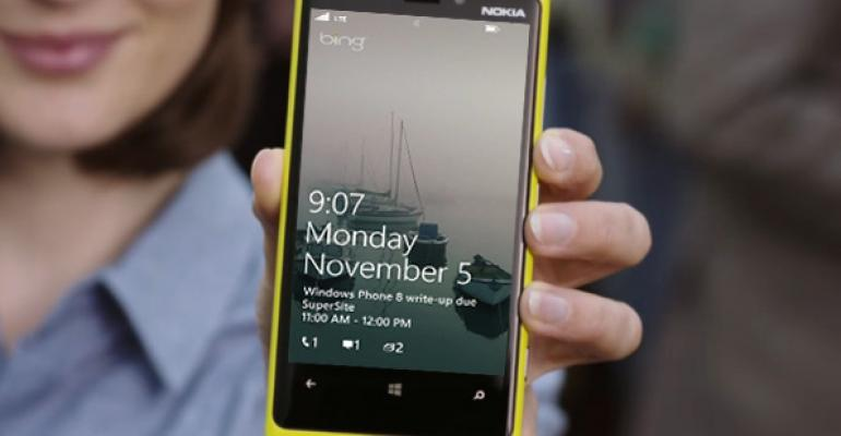 Windows Phone 8 Tip: Customize The Lock Screen