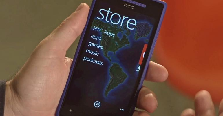 And the Biggest Barrier to Windows Phone Acceptance Is…