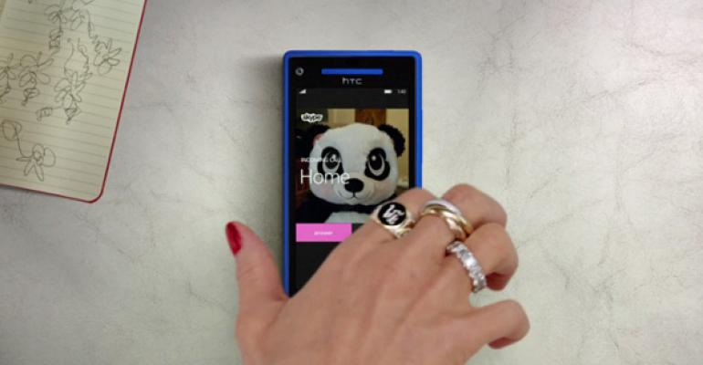 Windows Phone 8 Ad Campaign: Reinvented Around You