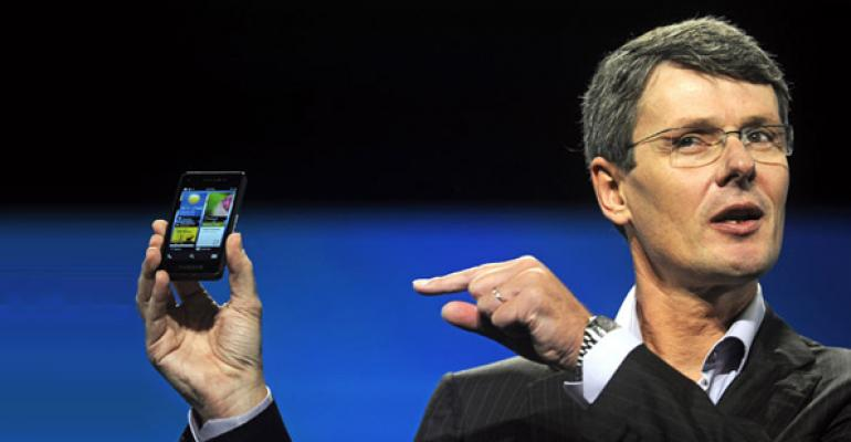 Is There Still Room for Blackberry and Windows Phone?