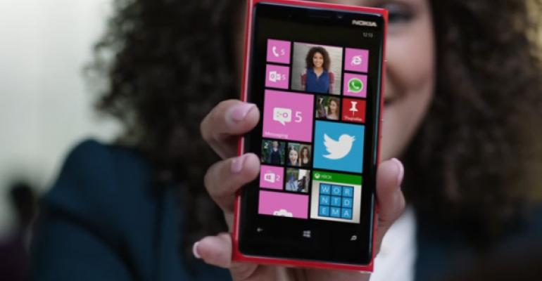"Windows Phone 8 ""Portico"" Heads Out to Lumia 920 and 820"