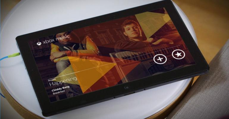 Xbox Music Feature Focus: Playlists