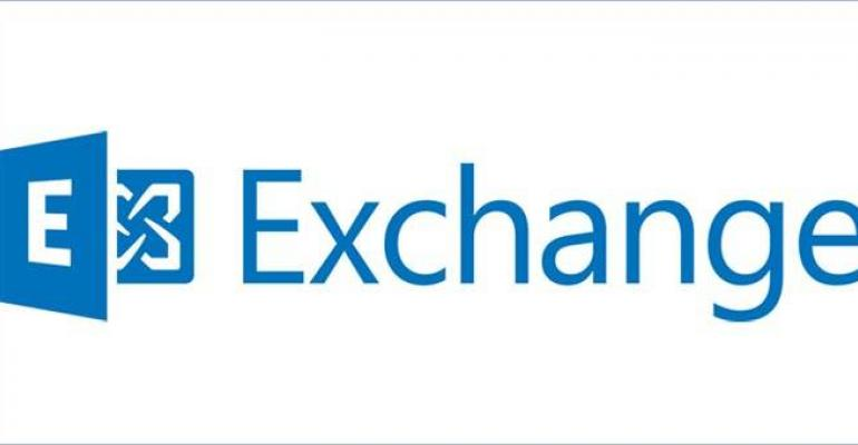 Exchange 2013 Has an Image Problem