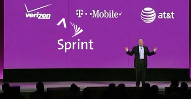 Sprint Vaguely Jumps on Windows Phone 8 Bandwagon