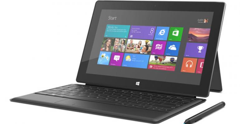 Surface with Windows 8 Pro: February 9 Release, Additional Details and Accessories