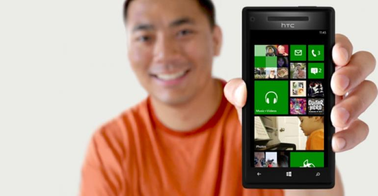 Report: Windows Phone 8 Usage Surges