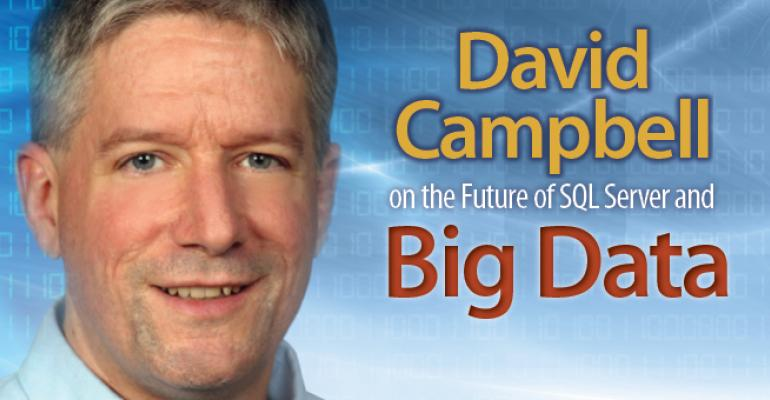 Microsoft's David Campbell Discusses Big Data