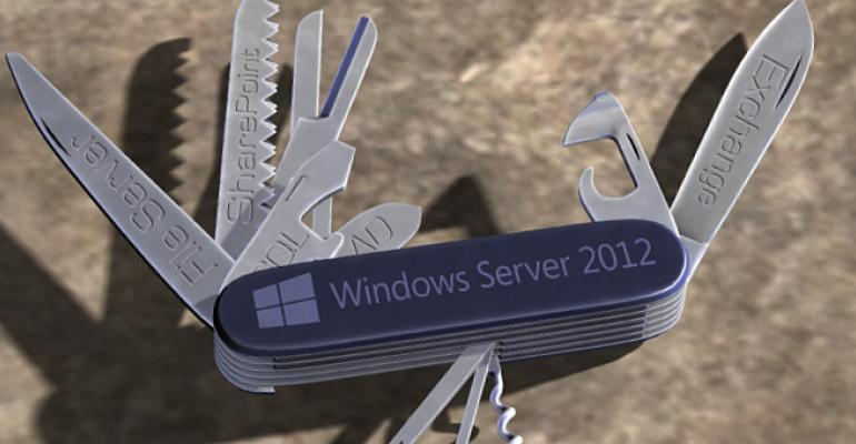 Top 5 Roles for Deploying Windows Server 2012