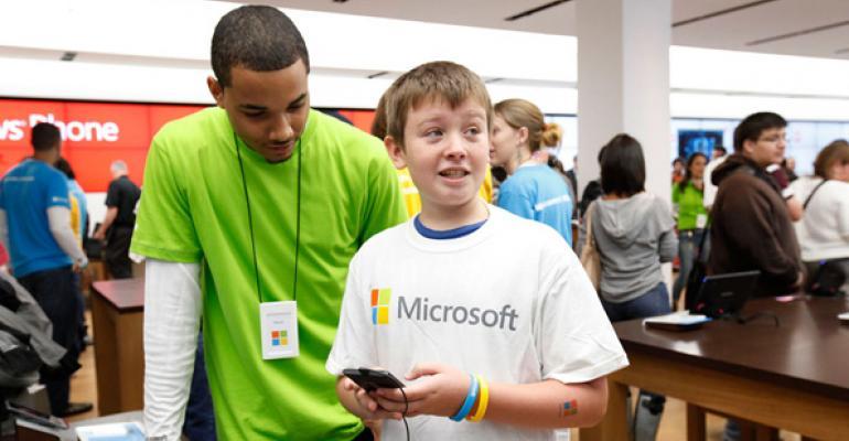 Microsoft Announces Five More Microsoft Stores for 2013