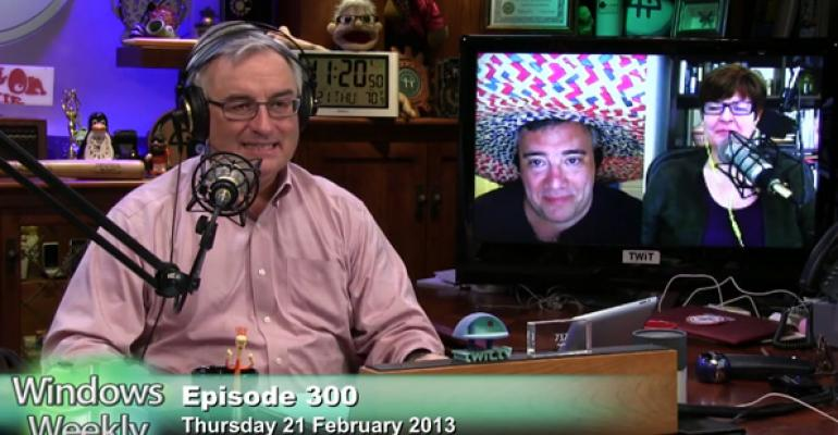 Windows Weekly 300: All Hat no Pixels