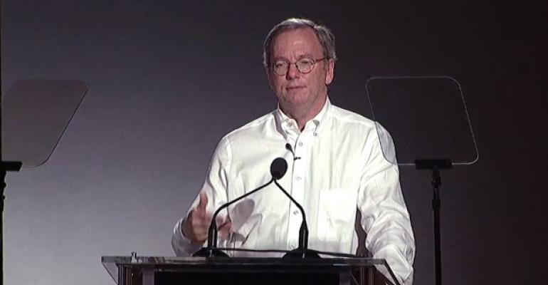 Schmidt: Android and Chrome to Remain Separate