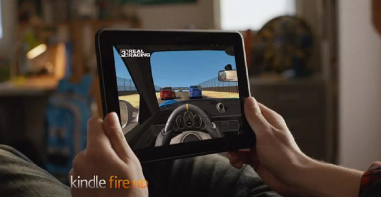 Amazon Lowers Prices of Kindle Fire HD 8.9, Further Pressuring Other Tablet Makers