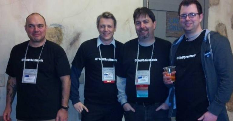The UC Architects: Spreading the News about Lync and Exchange