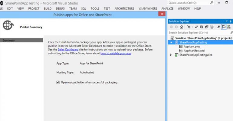 Microsoft Releases Office Developer Tools for Visual Studio 2012