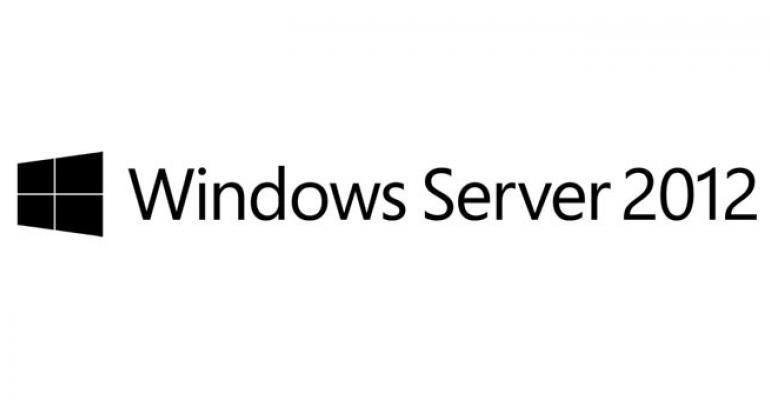 Windows Server 2012 Deployment