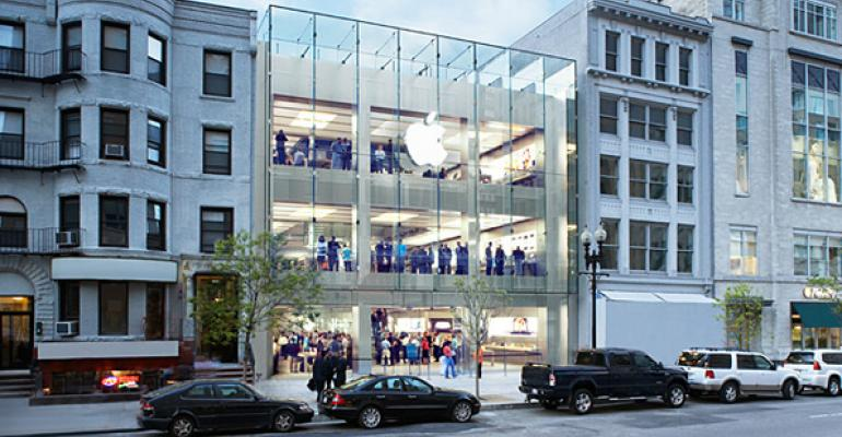 Apple Profits Drop for First Time in Nearly a Decade