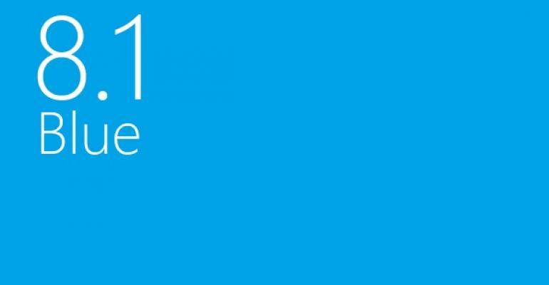 Blue's Clues: Blue is Windows 8.1
