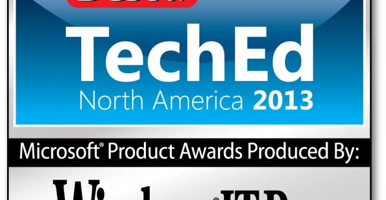 Announcing the 2013 Best of TechEd Awards!