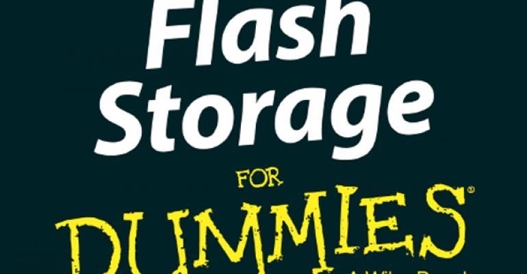 Flash Storage for Dummies