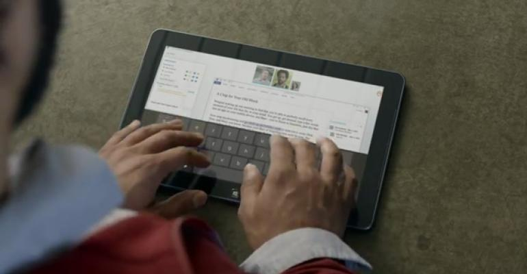 Office 365 On Tablets