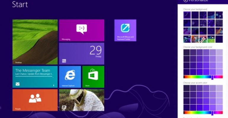 Windows 8 Blue and How Microsoft Is Delivering Software as a Service