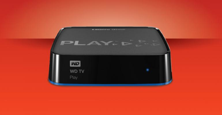 WD TV Play Review