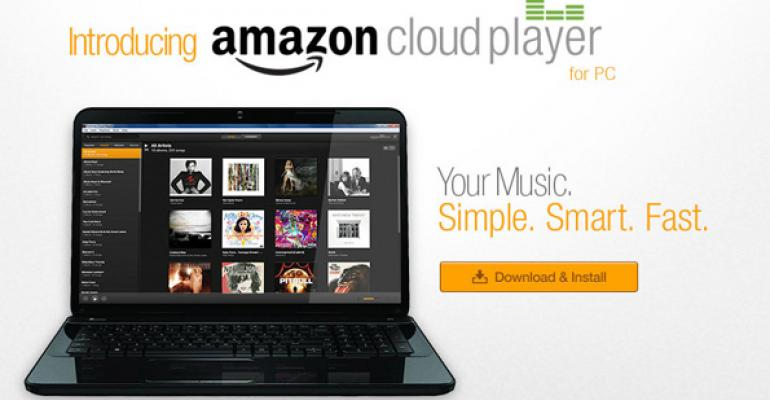 Introducing Amazon Cloud Player for Windows Desktop