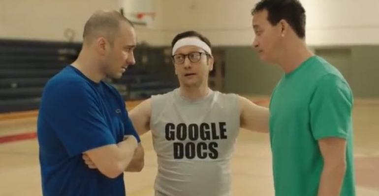 Microsoft Takes a Slap at Google Docs' Deficiencies in New Ad